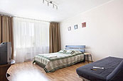 Apartment rent in Ekaterinburg. Price per night