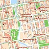 Map Yekaterinburg
