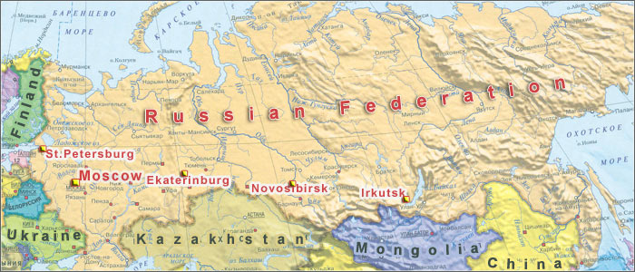 TransSiberian Railway Tour Moscow Ekaterinburg Irkutsk
