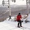 Skiing Snowboard in Russia