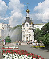 Cathedrals & Churches in Ekaterinburg